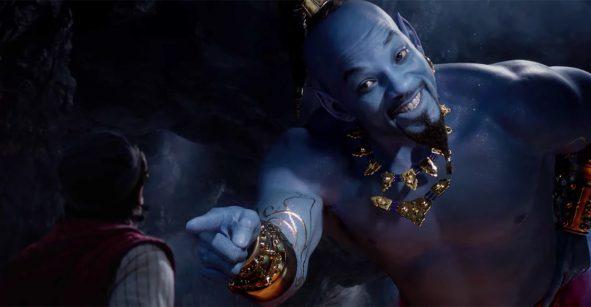 A whole new world! Checa el primer tráiler oficial del live action de 'Aladdin'