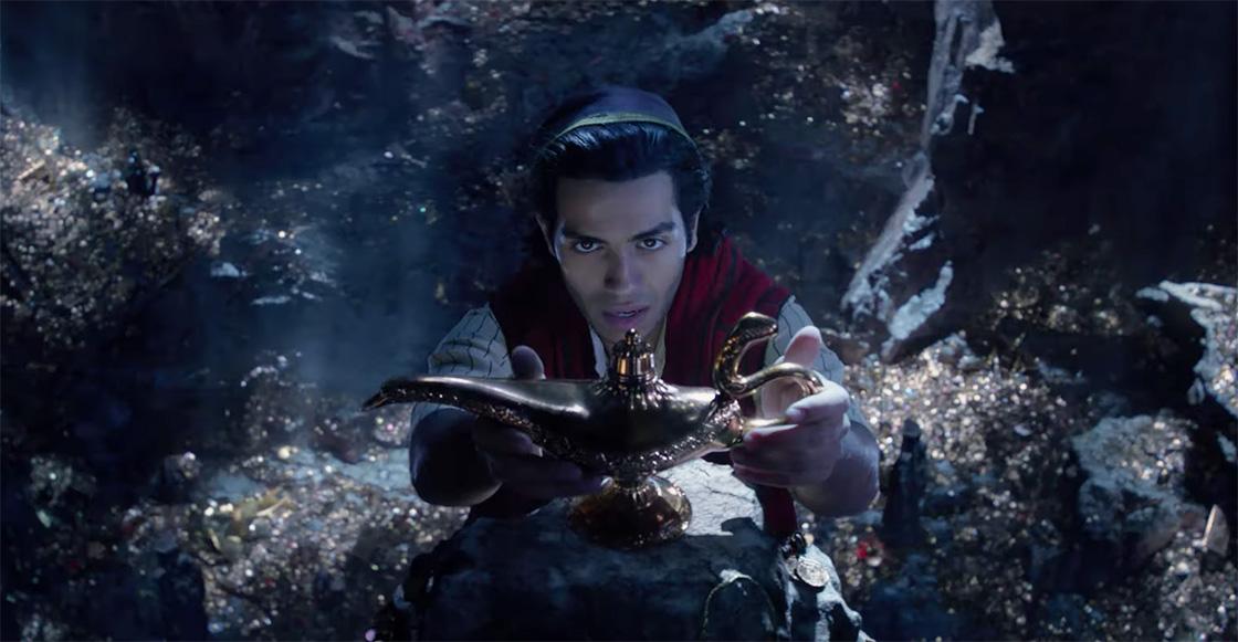 Checa el primer tráiler oficial del live action de 'Aladdin'