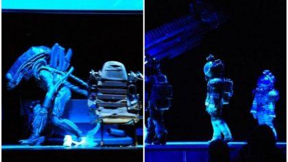 ¡Una escuela convirtió 'Alien' en una obra de teatro y se ve increíble!