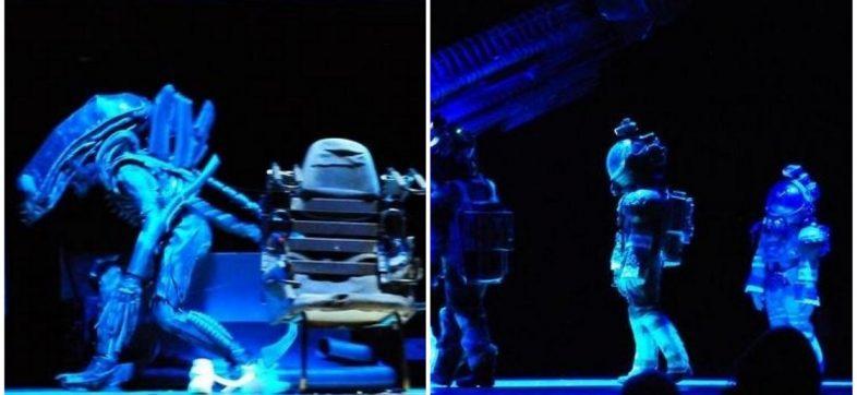 Alien - Obra de teatro