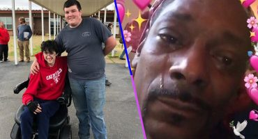 Trabajó durante dos años para comprarle una silla de ruedas a su mejor amigo 😭
