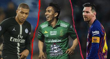 Mena tiene el mismo rendimiento que Messi según la Liga MX... y Twitter los destroza