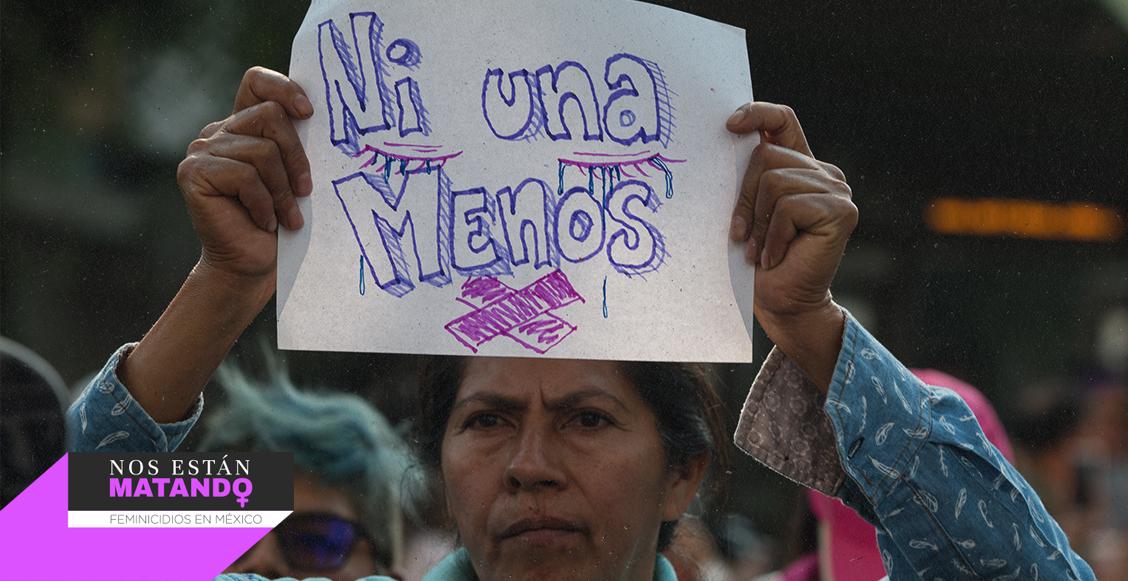 antecedentes feminicidios