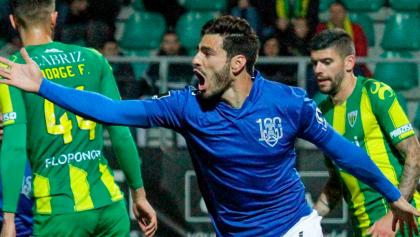 Antonio Briseño cierra el fin de semana de mexicanos goleadores