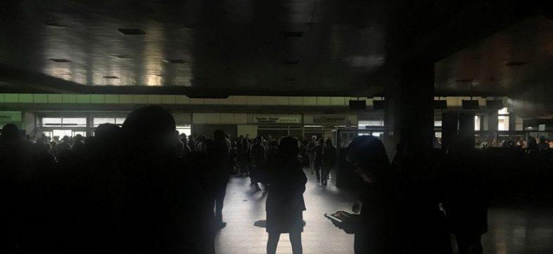 Apagón en Venezuela