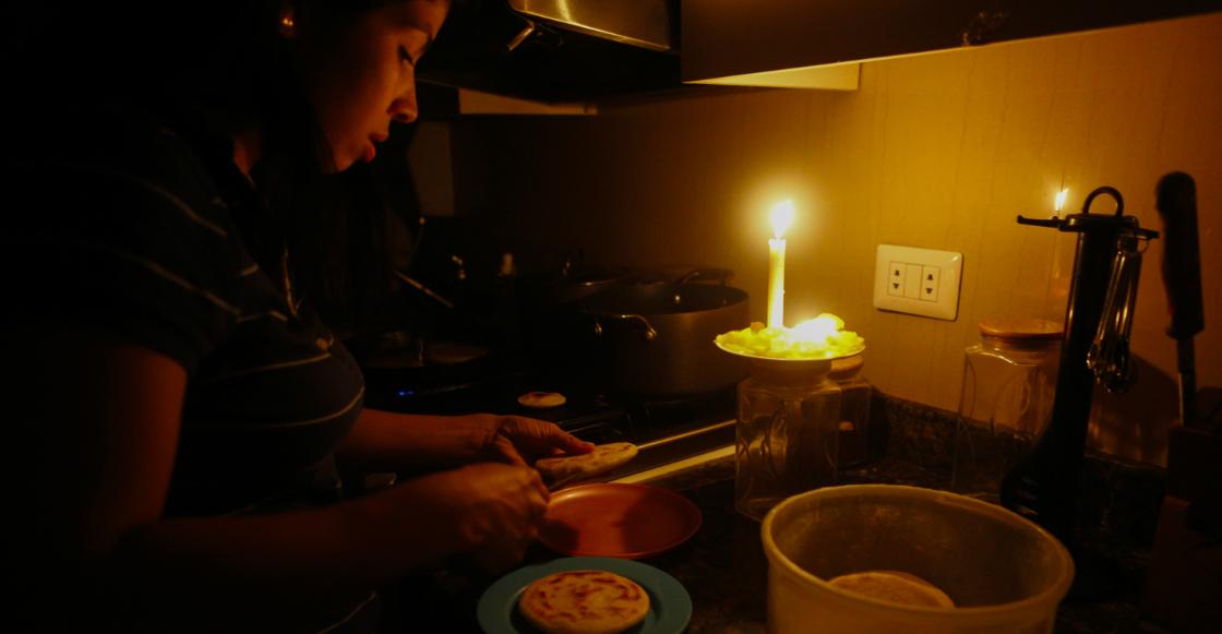 Autoridades de Venezuela anuncian el restablecimiento del suministro eléctrico