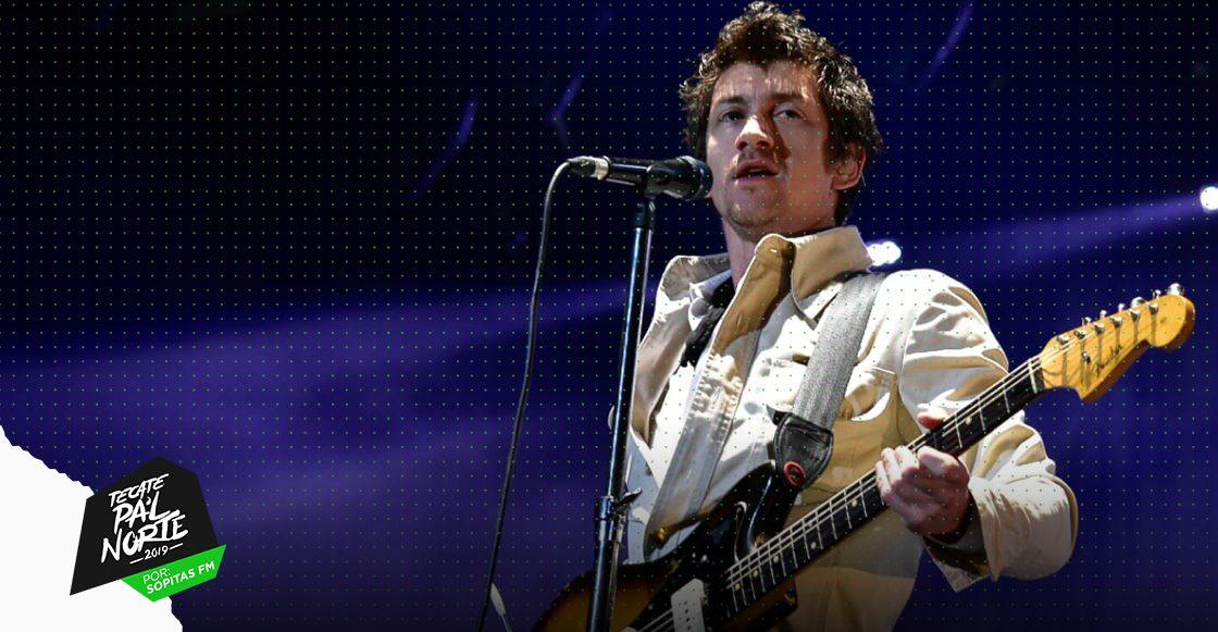 Esto es lo que podría esperar la CDMX del concierto de Arctic Monkeys