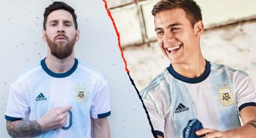 Con 'elegancia y estilo', Argentina presentó su uniforme para la Copa América 2019