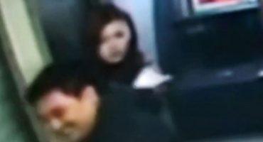 El sujeto que asaltó a una mujer, vio su saldo y mejor regresó el dinero