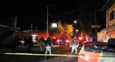 Ataque en un table dance en Salamanca deja al menos 14 muertos