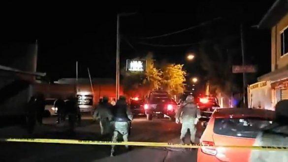 Ataque armado en un table dance de Salamanca