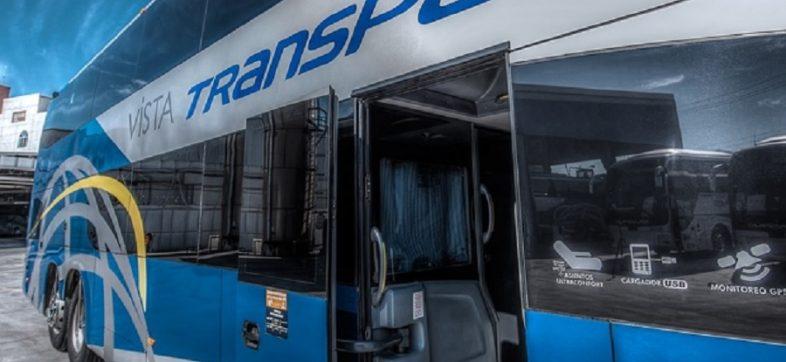 Autobús de la línea Transpaís