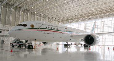 ¡Llévelo, llévelo! página de la ONU publica venta de avión presidencial