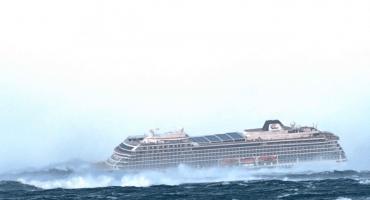 ¡El crucero del terror! En Noruega, un barco casi naufraga con 1, 300 personas a bordo