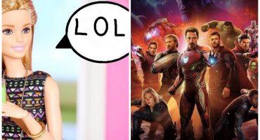 A un lado, Avengers: ¡El universo cinematográfico de Barbie es más grande que el de Marvel!
