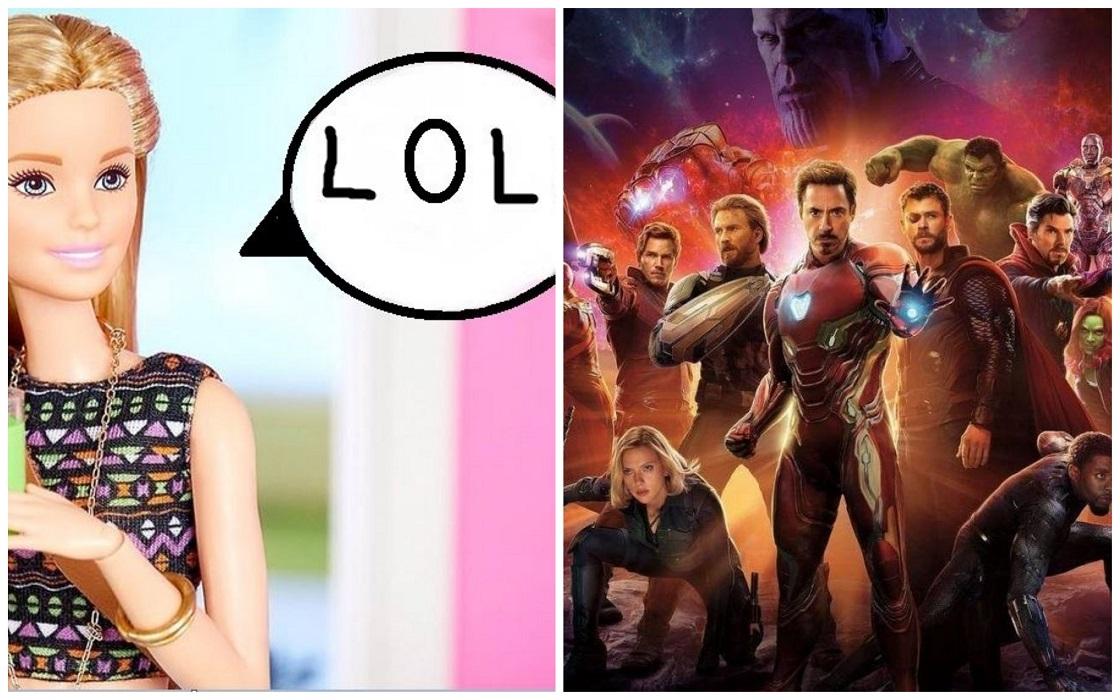 Barbie tiene un universo cinematográfico mayor que el de Marvel