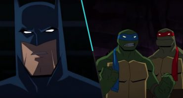 Todo sucede en Gotham: Checa el tráiler de 'Batman vs Teenage Mutant Ninja Turtles'