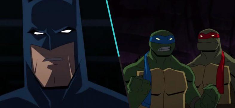 Todo sucede en Gotham: Checa el tráiler de 'Batman vs Teenage Mutant Ninja Turtles'