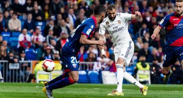 El golazo de Benzema que silenció los silbidos del Bernabéu ante el peor equipo de España