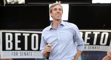 Beto O'Rourke se apunta como candidato para vencer a Trump en 2020