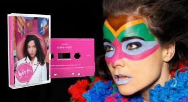 Back to the 80s like... Björk relanzará todos sus discos en formato casete