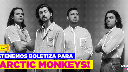 Boletiza Arctic Monkeys