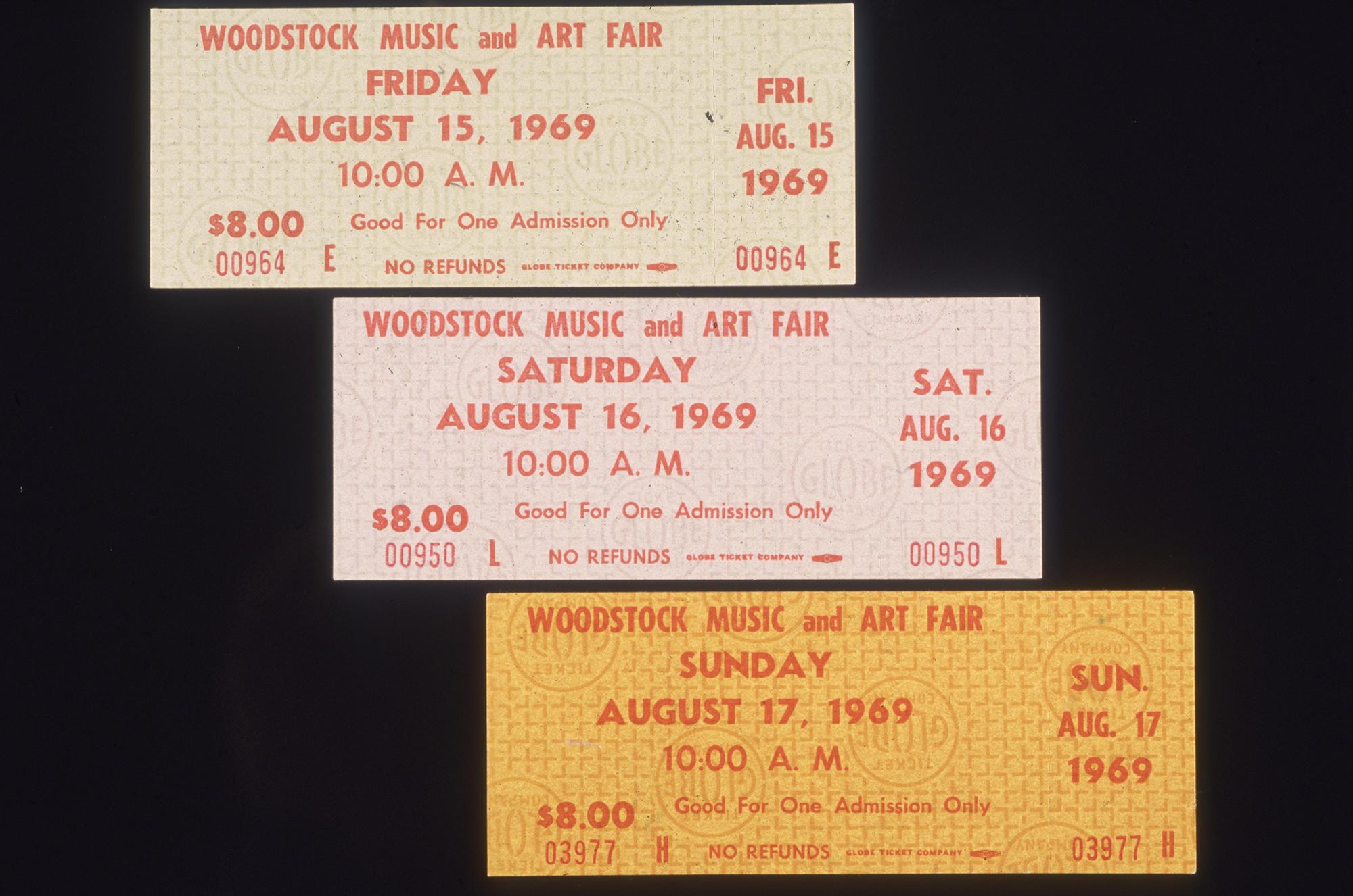 Ya salió el cartel de Woodstock y… los sentimientos son encontrados