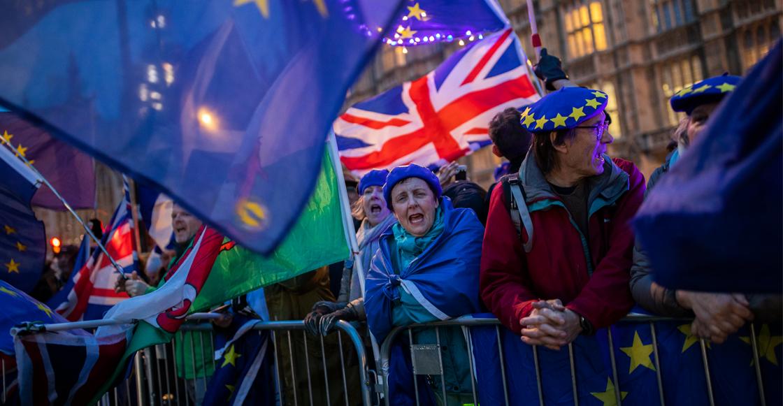 Parlamento británico rechaza realizar un segundo referéndum para el Brexit