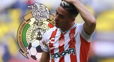 A Brian Fernández le gustaría jugar con la Selección Mexicana... ¡y sí podría hacerlo!