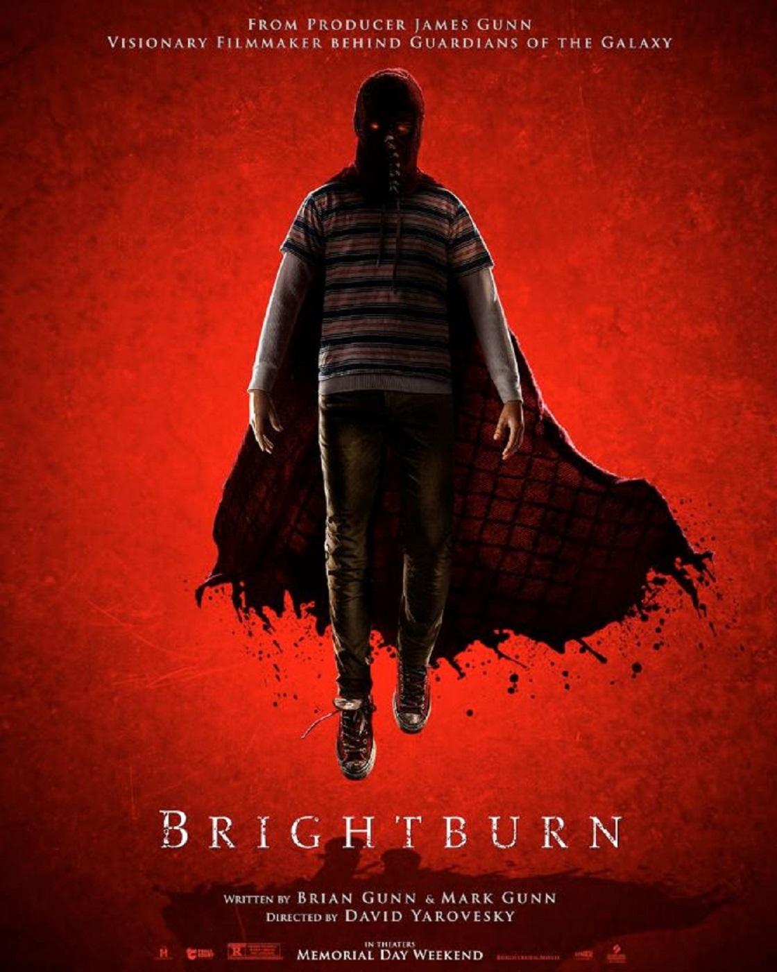 Brightburn - Película producida por James Gunn