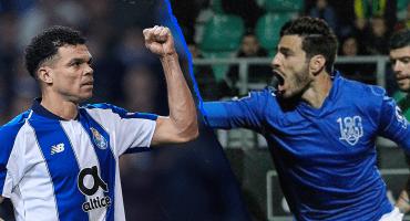 Mientras que en el Tri lo ignoran, en Portugal comparan a Briseño con Pepe por su cuota goleadora