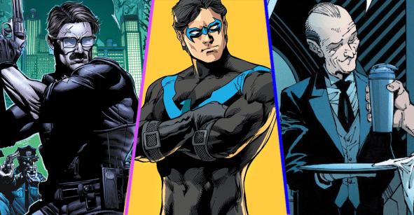 5 personajes (además de Bruce Wayne) que han pateado traseros como Batman