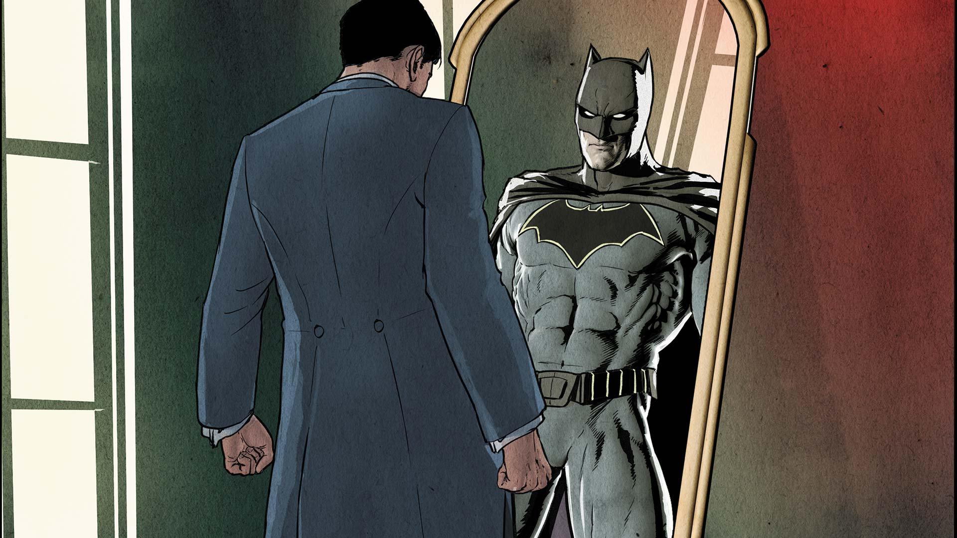 Este fue el ensayo que Stephen King escribió sobre Batman