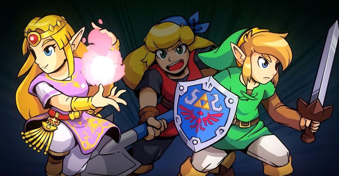 Cadence of Hyrule - Juego en colaboración con The Legend of Zelda