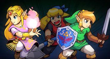 Existe un juego de Zelda que... ¿no fue desarrollado por Nintendo?