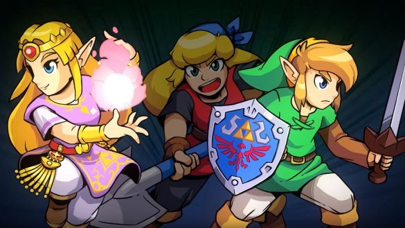 Cadence of Hyrule - Juego en colaboración con The Legend of Zelda