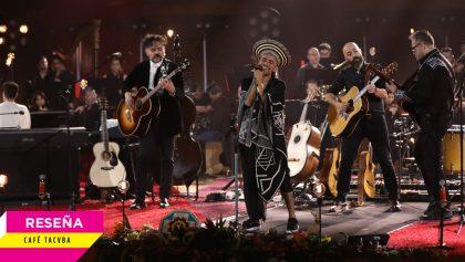 Acá te contamos TODO lo que pasó en el MTV Unplugged de Café Tacvba