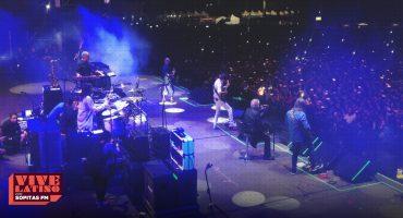 ¡Se apareció el caifán mayor! Óscar Chávez cantó con Caifanes en el Vive Latino 2019
