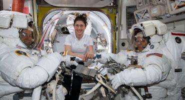 Cancelan la primera caminata espacial de mujeres porque no había trajes de su talla