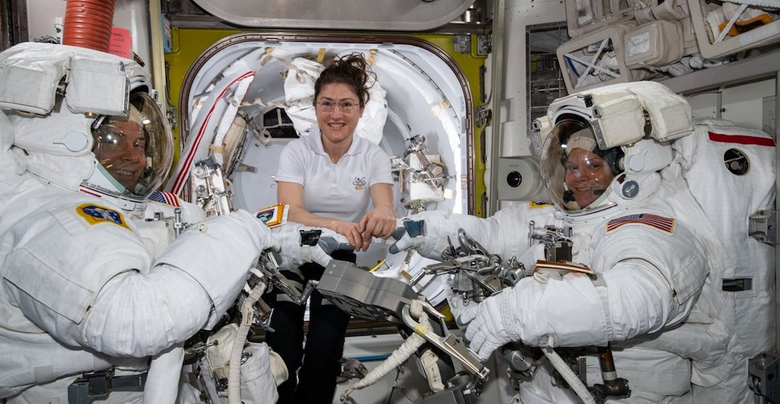 caminata-mujeres-estacion-espacial-nasa