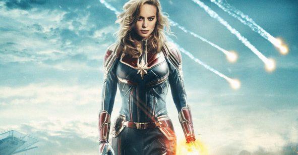 Hell yeah! 'Captain Marvel' es la cinta protagonizada por una mujer con más taquilla