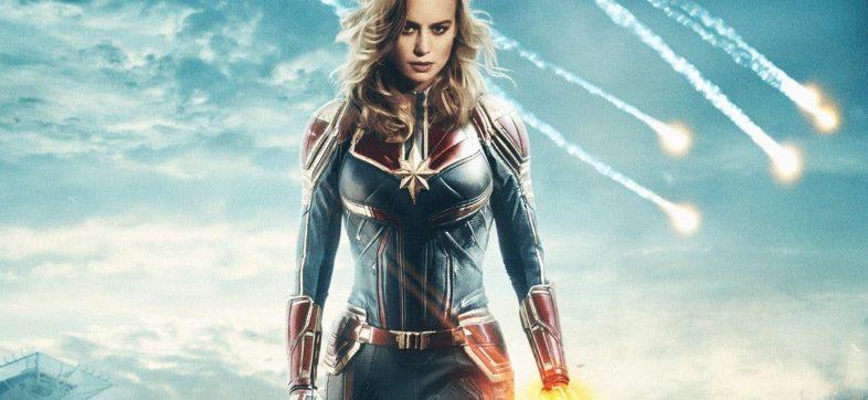 Captain Marvel - Mejor estreno de un filme protagonizado por una mujer