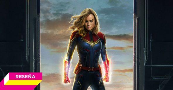 5 poderosas razones por las cuales vale la pena ver 'Captain Marvel'