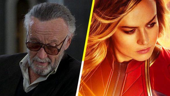 Cameo de Stan Lee en Captain Marvel