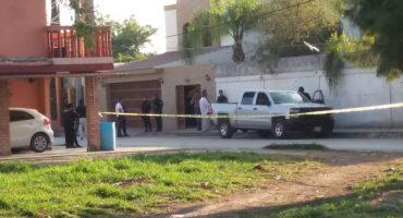 Grupo armado balea casa del alcalde de Cadereyta, Nuevo León