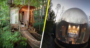 Estas son las casas más populares de Airbnb para quedarse 🏡
