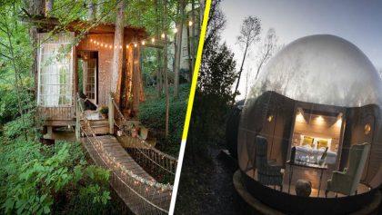 Estas son las casas más populares de Airbnb para quedarse