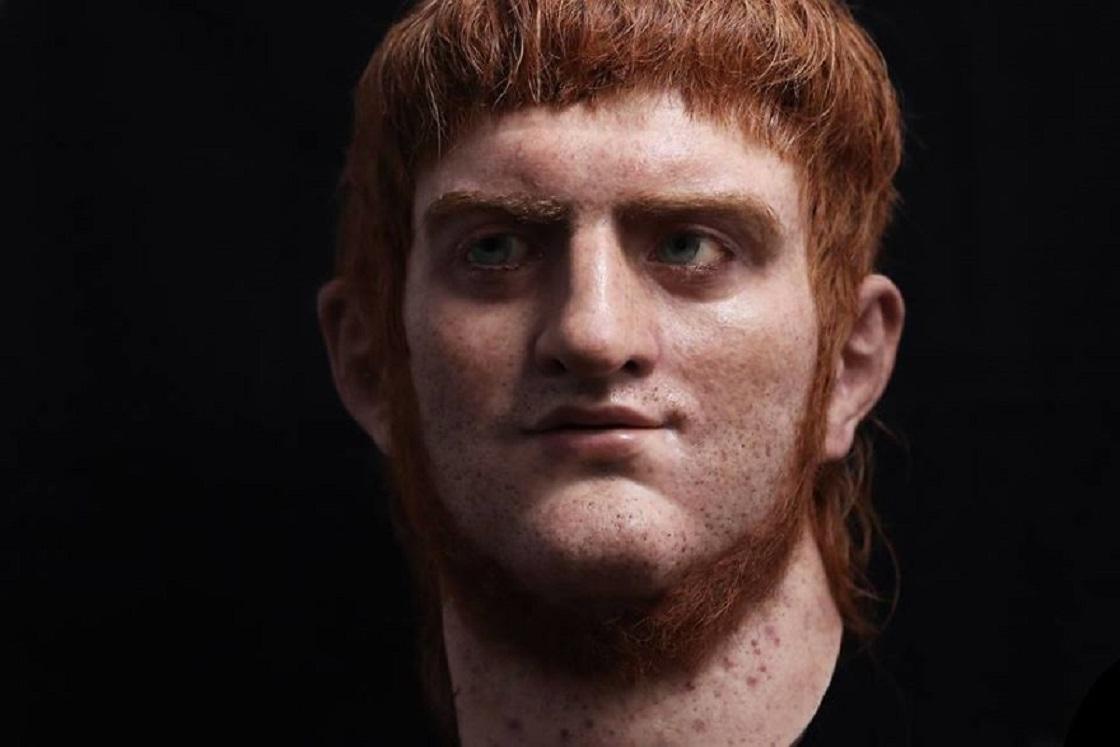 Césares de Roma - Esculturas hiperrealistas