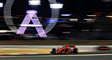 ¡En tu cara Vettel! Leclerc arrancará desde la pole position en Bahrein; Checo no la ve venir