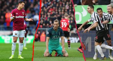 El regalo del Tottenham al Manchester, la fortaleza de St. James Park y la impotencia del West Ham